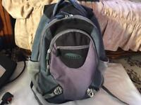 Jeep backpack good condition used zipper £4
