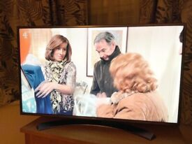 """LG 49"""" 4K ULTRA HD SMART HDR TV, EXCELLENT CONDITION FULL WORKING ORDER £290 NO OFFERS CAN DELIVER"""