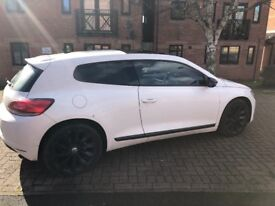 VW SCIROCCO GT FULL LEATHER