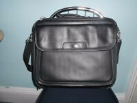 New unused laptop & accessories carrying bag with detachable shoulder strap