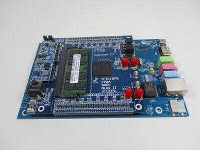 Hdmi Cyclone Iv Altera Development Board Fpga Core Board Backplane Intel Ddr2