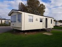 Pre loved Static Caravan for sale on the beautiful 5* Rockley Park, Poole Dorset