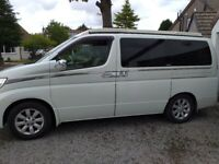 Nissan Elgrand Luxe 2004 (54) 3.5l V6 Automatic