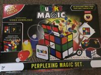Rubiks Magic set and Guiness World Records Challenges