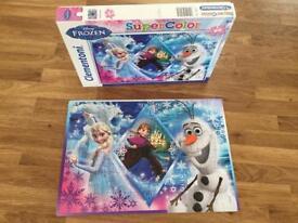 Disney Frozen 60pc jigsaw puzzle 5yrs + by Clementoni