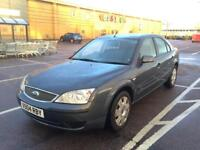 FORD MONDEO LX HPI FULL OPTION 2004 not focus golf vw or Opel Vauxhall Astra corsa orRenault bmw