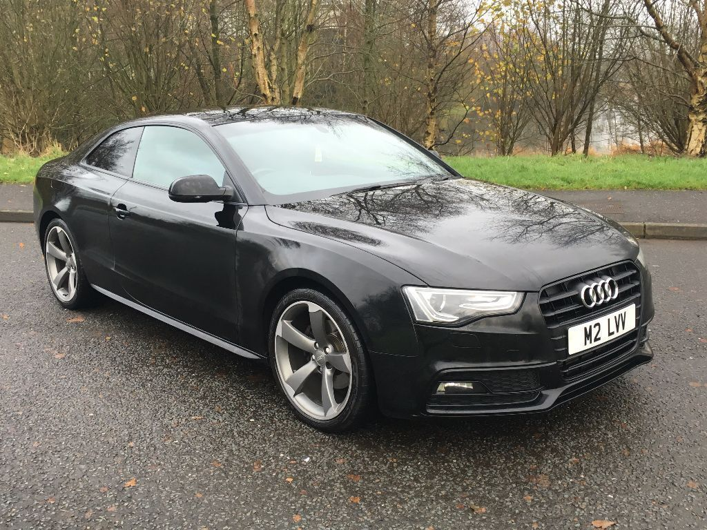 2013 audi a5 tdi s line black edition automatic finance available 18950 in ballymena. Black Bedroom Furniture Sets. Home Design Ideas