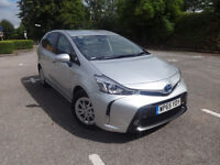 Toyota Prius+ Icon Auto Electric Hybrid 0% FINANCE AVAILABLE