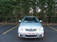 2005 TOYOTA COROLLA 1.6 VVTi 5 DOOR LOW MILEAGE MOT VERY ECONOMICAL AND RELIABLE