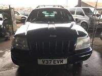 2000 blue Jeep Grand Cherokee limited 4.0L Petrol Px welcome