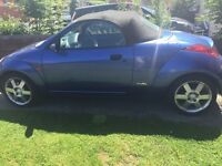 Ford street ka , lovely little car . MOT till May . Looking for quick sale