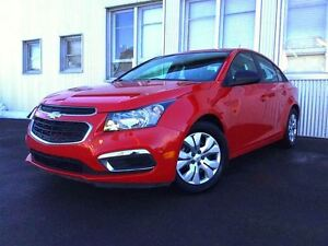 2015 Chevrolet Cruze 2LS,  BLUETOOTH , SATELLITE RADIO.