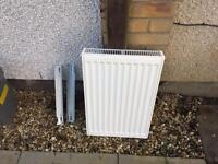 K1 single panel radiator 600 x 400