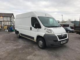 CITROEN RELAY 33 HDI 120 MWB (white) 2007