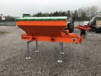 Winter Gritting Machine
