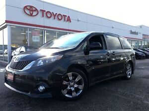 2011 Toyota Sienna SE, Carproof Clean, Certified and E-Tested