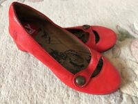 Fly London ballerina shoes immaculate condition! size UK 3,5 EUR 36