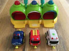 Whizz World Lights and Sounds Emergency Centre EUC