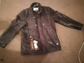 Milestone Barcelona Leather Jacket