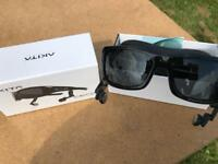 i Capture video record sunglasses brand new