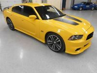 2012 Dodge Charger SRT8 SUPER BEE! 392 HEMI! FINANCING AVAILABLE