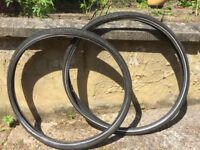 Continental Speedride 700x42 wire bead front and rear tyres