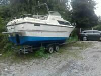 Boat trailer 24 ft galvanised