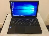 Acer HD 6GB Ram Quad core Laptop Massive 1TB(1000GB)window10,Microsoft office,Ready,Excellent cond