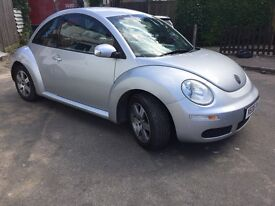 Vw beetle luna 1.4 very good condition and drives like new