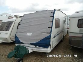 4 BERTH CARAVAN FOR SALE – 2004 STERLING ECCLES MOONSTONE