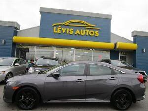 2016 Honda Civic LX MAGS CAMÉRA SIEGE CHAUFFANT 26200 K