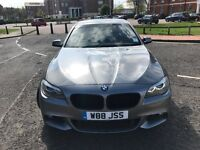 BMW 5 SERIES 525D DIESEL AUTOMATIC EXCELLENT CONDITION FULL BMW SERVICE HISTORY 330BHP!