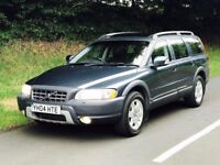 Mint 2007 VOLVO XC70 D5 SE Auto 4x4 , trade in considered, credit & debit cards accepted