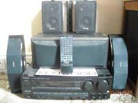 Kenwood surround sound receiver KR-V5570