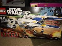 Lego Star Wars (75155) U-Wing Fighter.