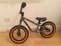 "Kids 12"" mongoose balance bike"