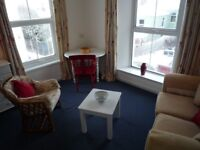 NO FEES!Spotless F/Furnished one bed flat.RENT INCLUDES VIRGIN 200mps B/band and WATER.(Worth £65pm)