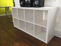 IKEA White Bookshelves (small)