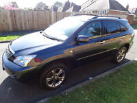 LEXUS RX400H LUXURY HYBRID 4X4 SUV RX300 AUTOMATIC REVERSE CAMERA SE-L RX450H