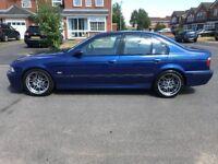 2001 BMW M5 E39, Low mileage, FSH, stunning example!