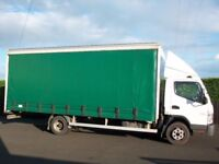 SEPTEMBER 2011 MITSUBUSHI CANTER 7C15 20' CURTAIN SIDER*GENUINE LORRY* BARGAIN PRICE!!!!!
