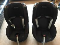 Maxi Cosi Tobi Car Seat (2 for sale) - Good/Used Condition