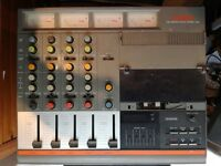 Fostex Recorder/Mixer 250 Cassette Tape
