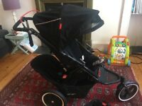 Phil and ted sport double pram *Excellent Condition*