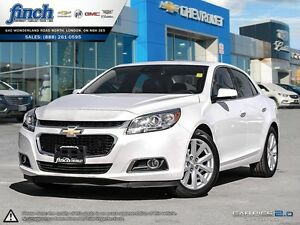 2016 Chevrolet Malibu Limited LTZ LTZ|SUNROOF|PIONEER|BLUETOO...