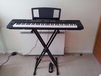 Yamaha Piaggero NP-V60 Lightweight Compact Digital Piano