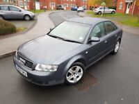 NO SWAP NO OFFERS AUDI A4 AUTOMATIC 2001 BARGAIN £798 CALL 02476880660