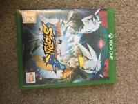 Naruto storm 4+Dishonored 2 Xbox