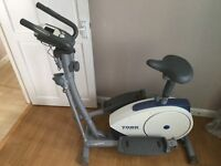 York Fitness Inspiration Cross Trainer