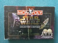 Monopoly star wars collectors edition